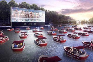 Floating Cinema