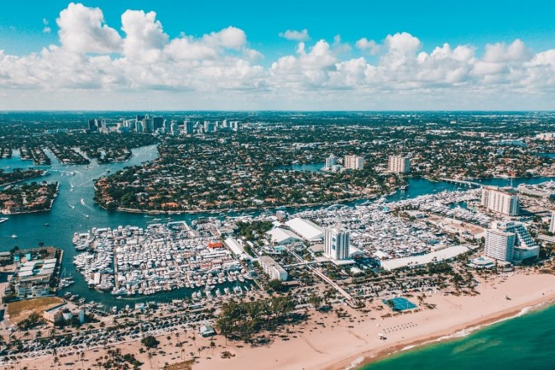 Le 61e salon nautique annuel de renommée mondiale revient à Fort Lauderdale