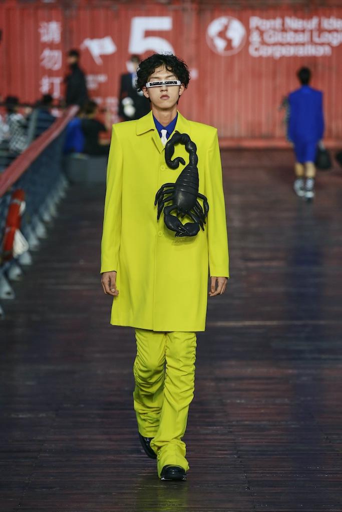 Louis Vuitton Men Spring/Summer 2021