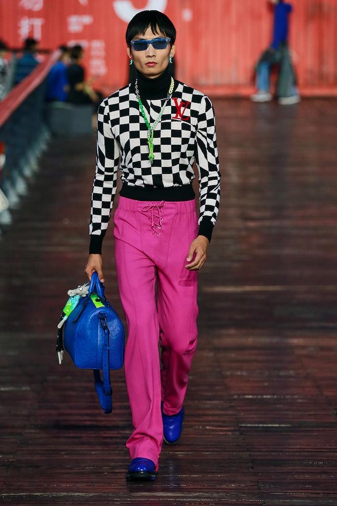 Louis Vuitton Men spring summer 2021