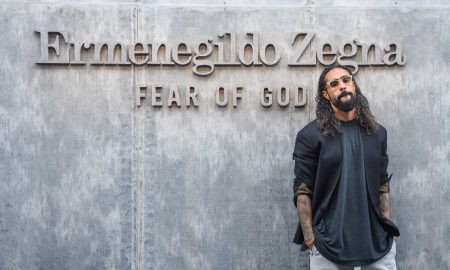 Jerry Lorenzo x fear of god x zegna