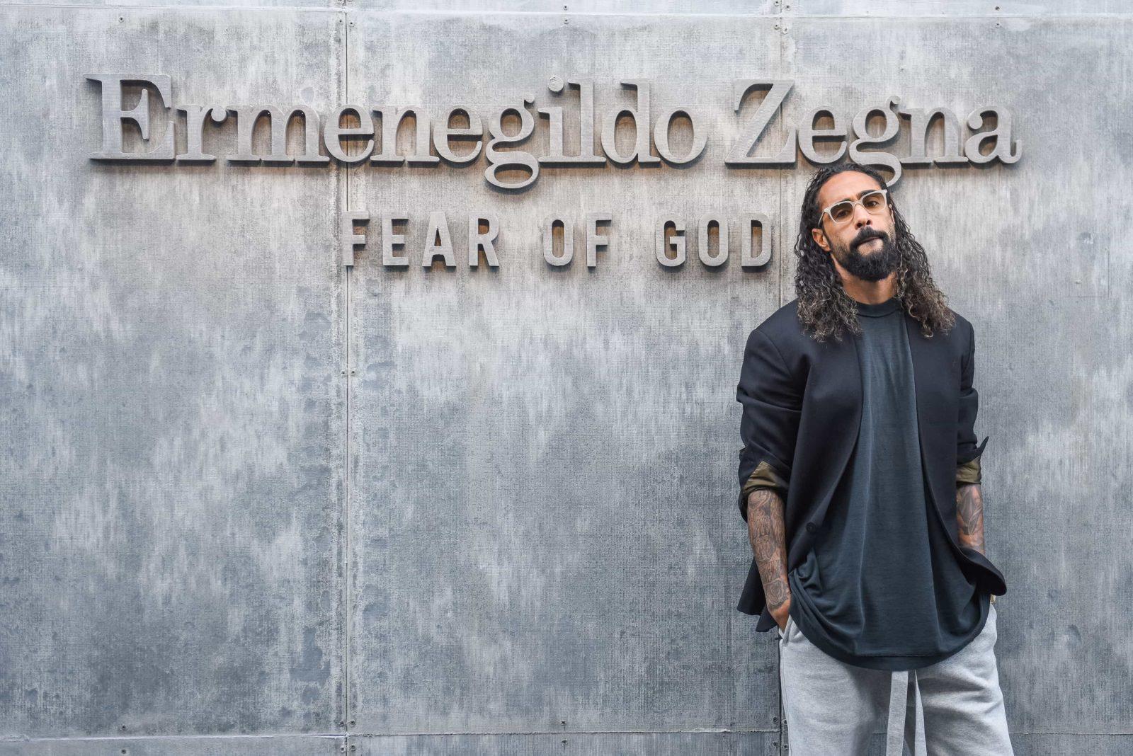 Jerry Lorenzo x fear of god x zegna