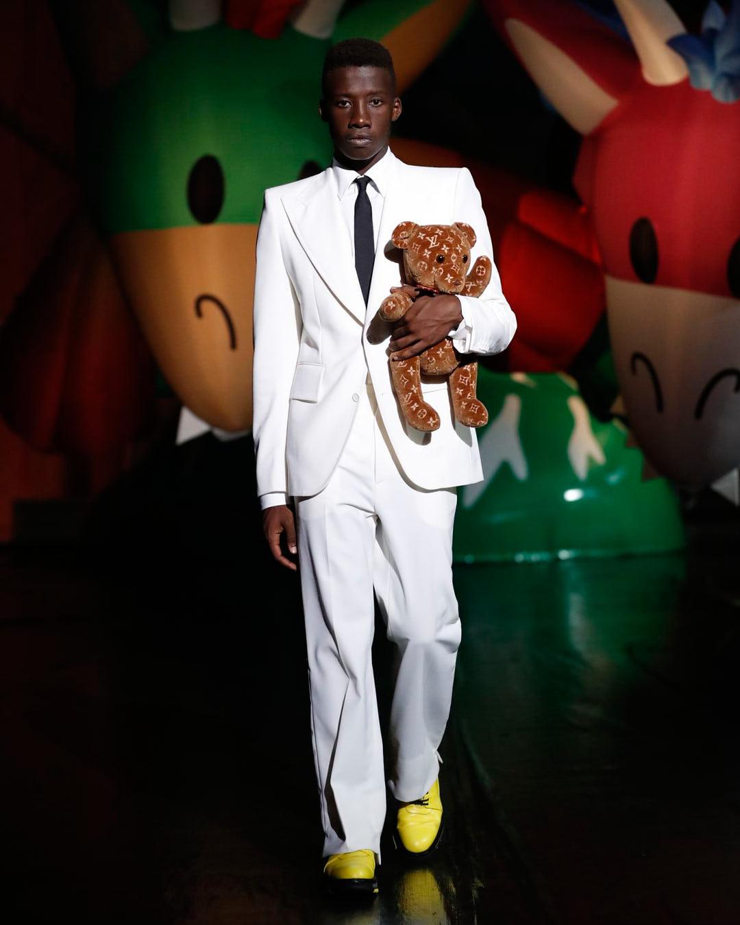 Louis Vuitton Men 2021 Spring Summer - Runway - For Louis Vuitton