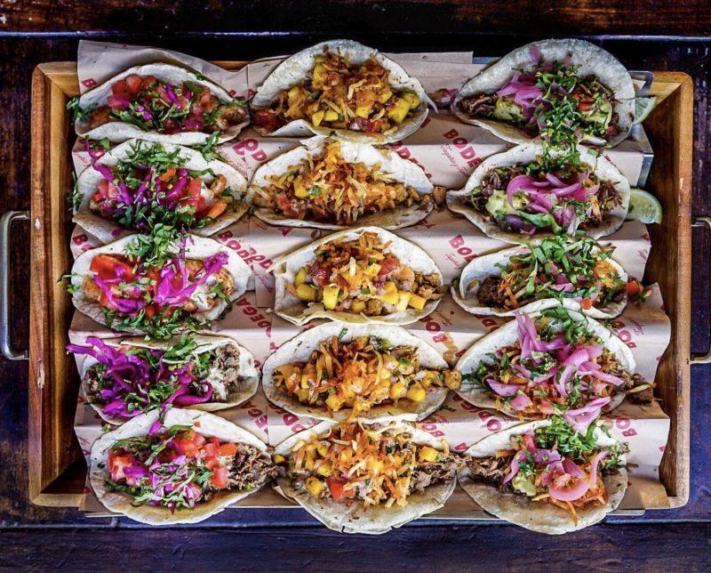 Bodega Taqueria y Tequila Taco Tray - 1