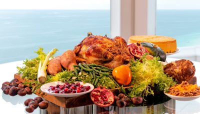 Acqualina Thanksgiving