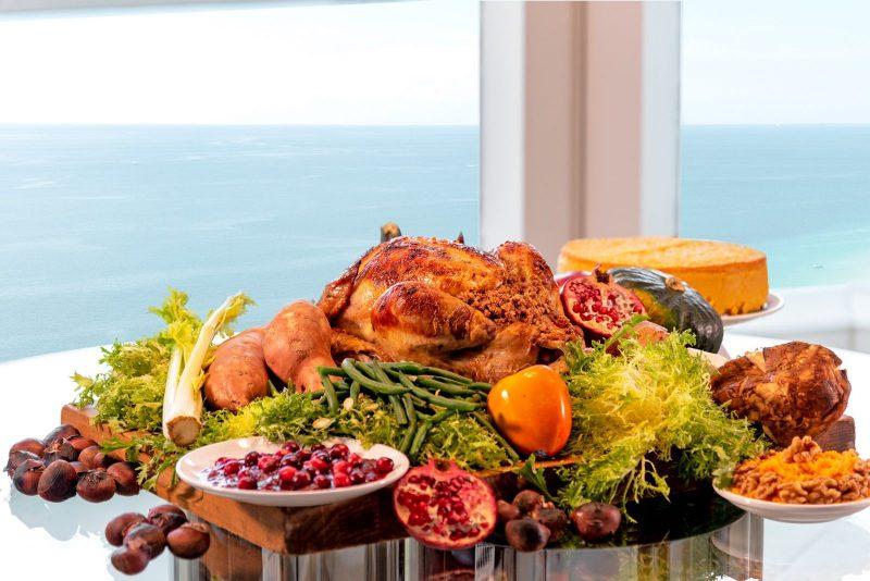Acqualina Thanksgiving