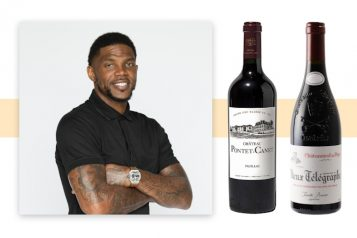 Udonis Haslem x Wine Access