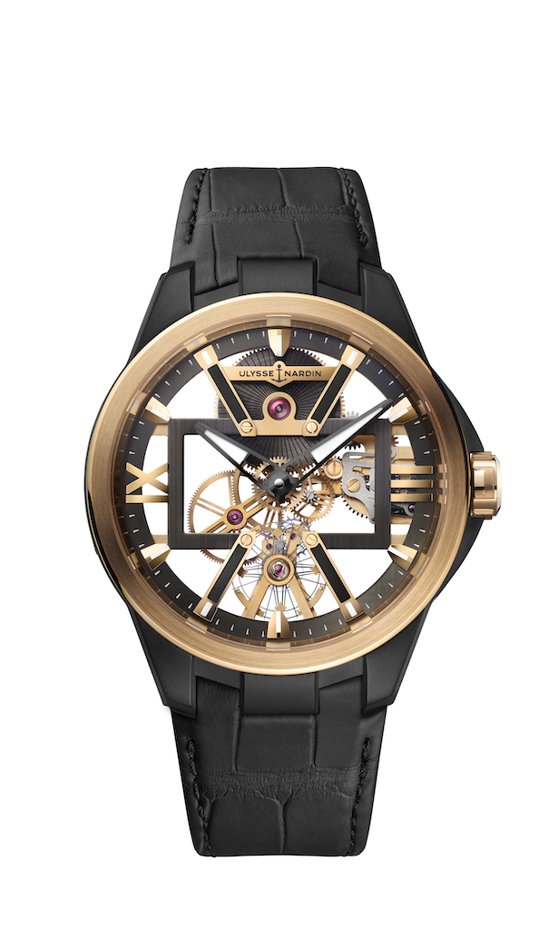 Ulysse Nardin Executive Skeleton X Limited Edition Available Only at MAYORS