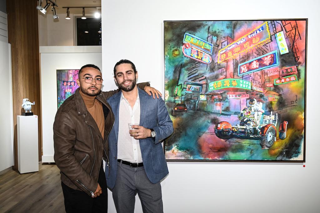 Jonlouis Gonzalez, Victor Llaguno