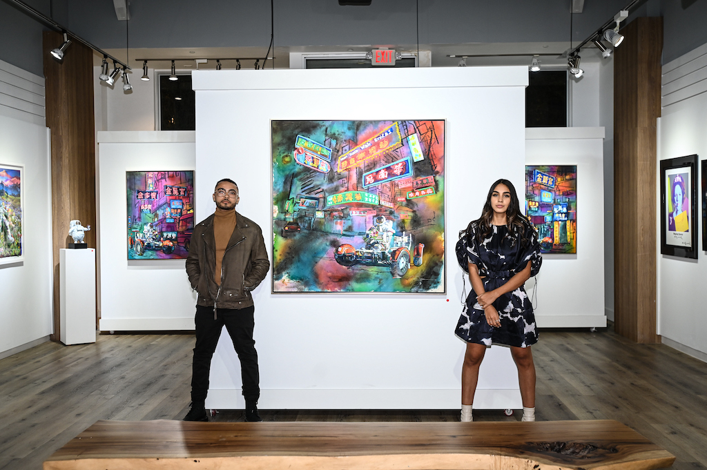 Jonlouis Gonzalez & Yezenia Garcia
