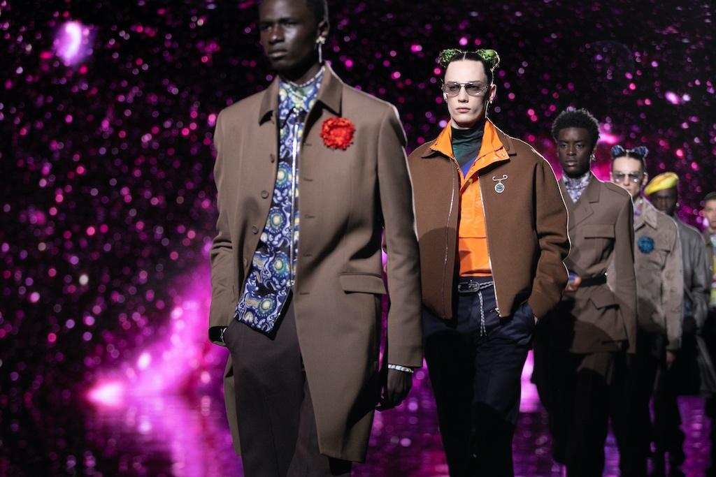 Alfredo Piola for Dior Men