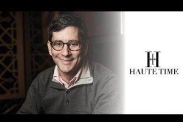 """Talking Time"" with Parmigiani Fleurier CEO Davide Traxler"