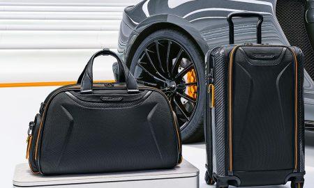 McLaren x Tumi
