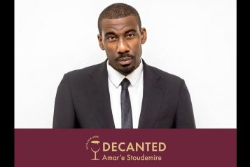 Amar'e Stoudemire Wine Tasting With Wine Access & Haute Living