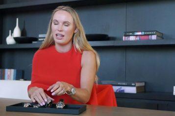 Caroline Wozniacki Shares Her Personal Timepiece Collection
