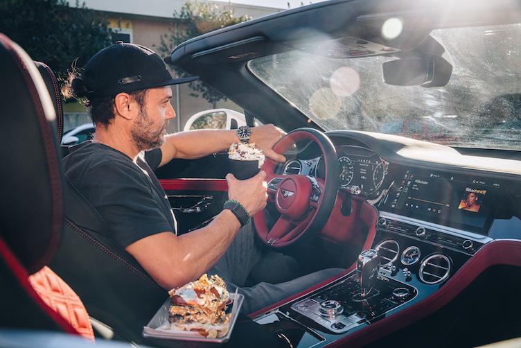 Burgers & Bentley