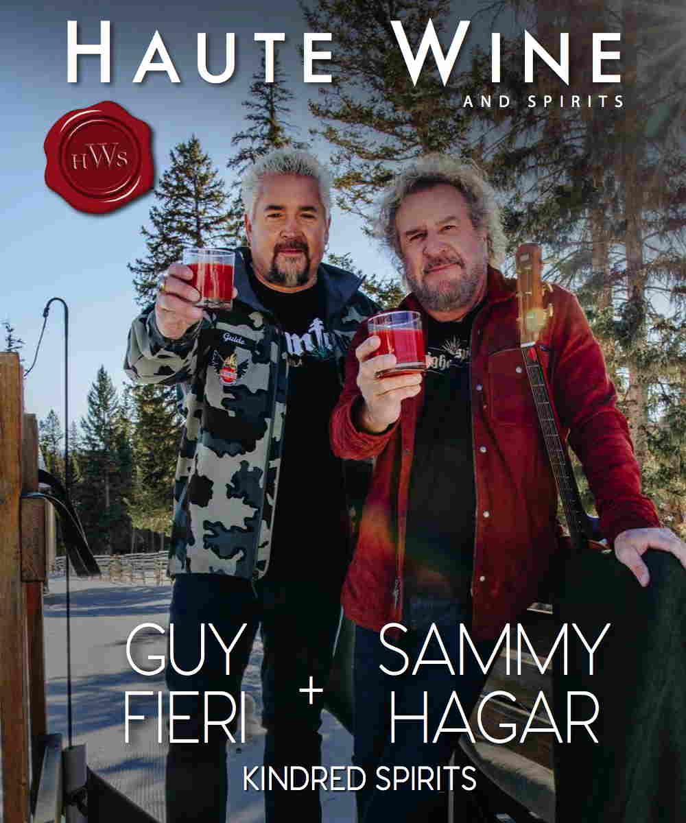 Guy Fieri + Sammy Hagar