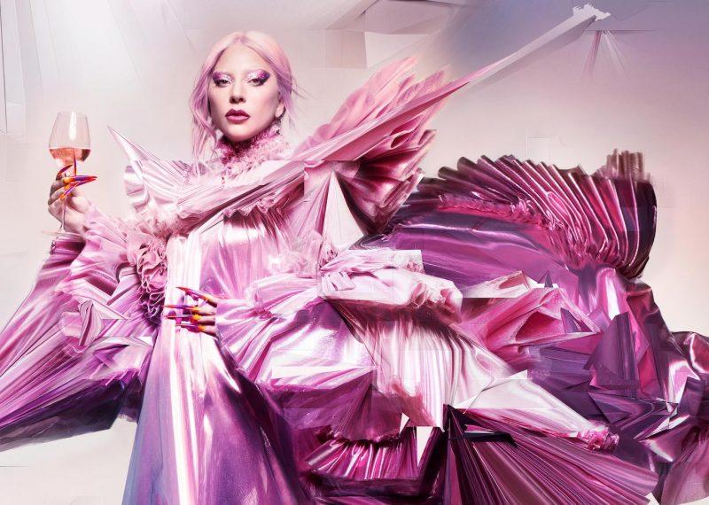 Lady Gaga x Dom Perignon
