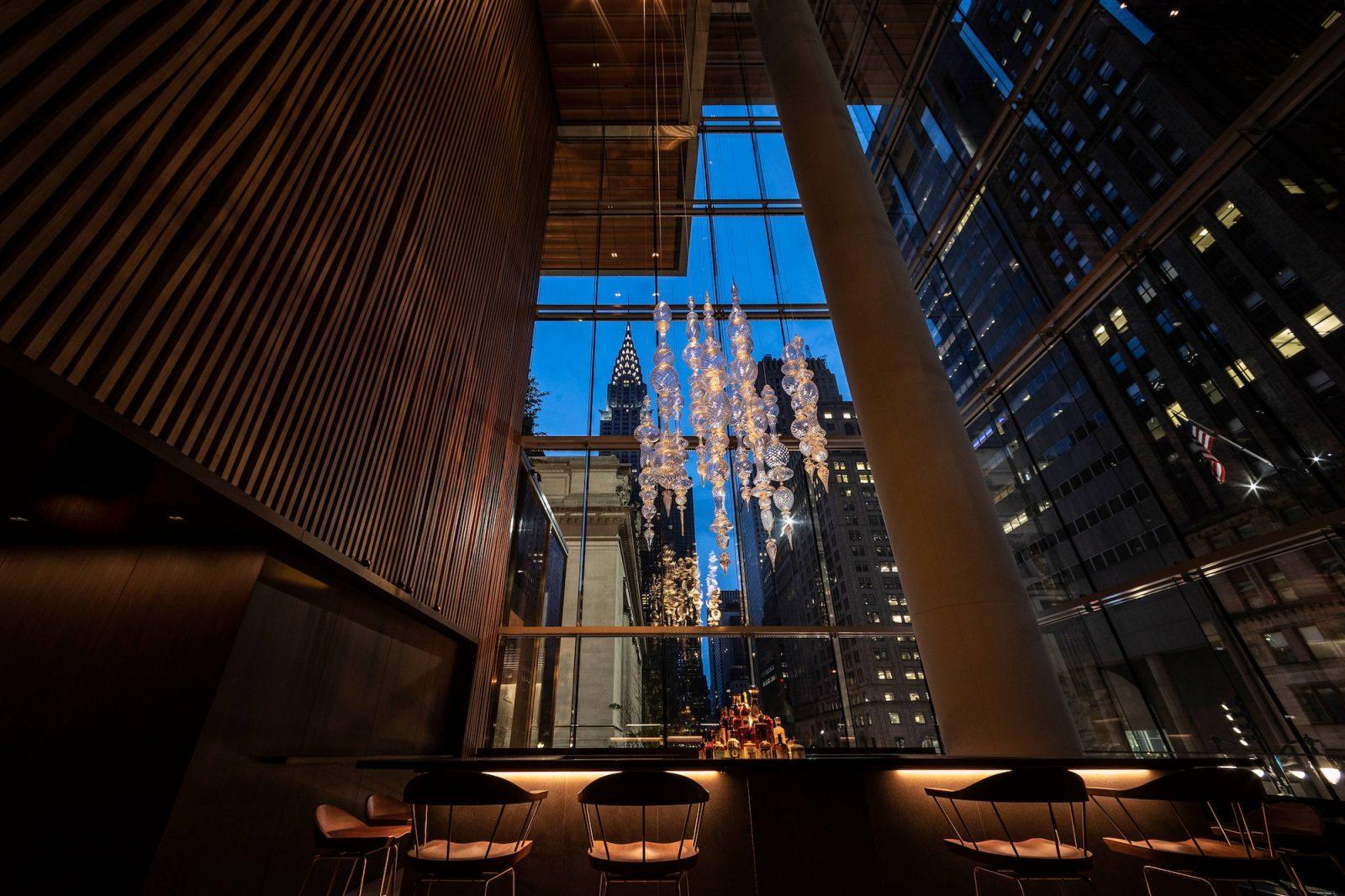 Stunning Le Pavillon Opens at One Vanderbilt in New York's Midtown