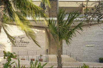 The Fives Oceanfront – Exterior (1)