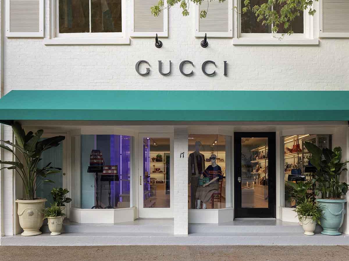 Gucci Boutique