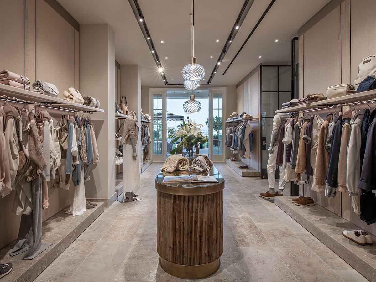 f Brunello Cucinelli Miramar Boutique