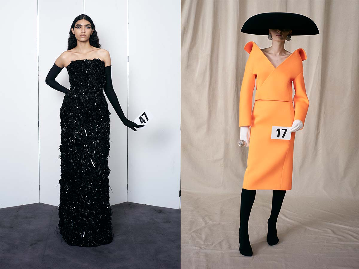 Fall 2021 Couture Fashion