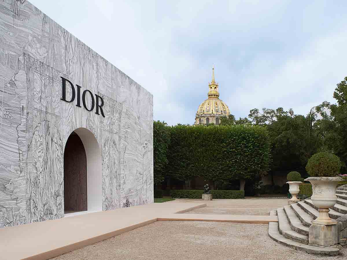 Dior Couture Show