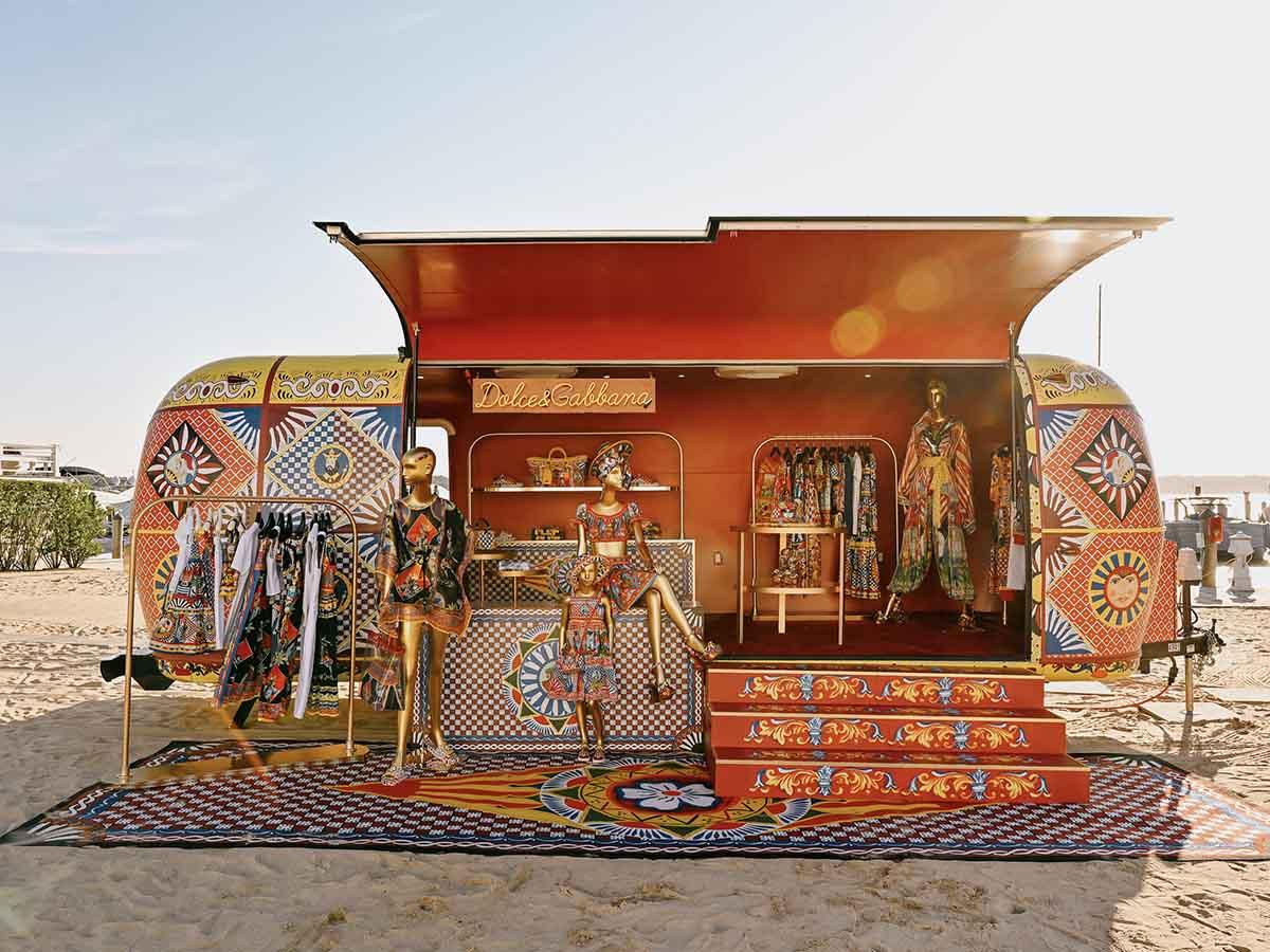 Dolce & Gabbana Hamptons