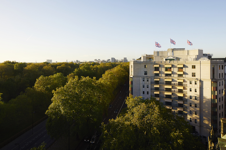 The Dorchester Rooftop