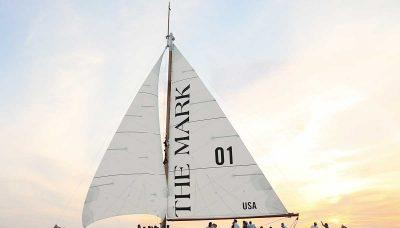 The Mark Hotel Sailboat