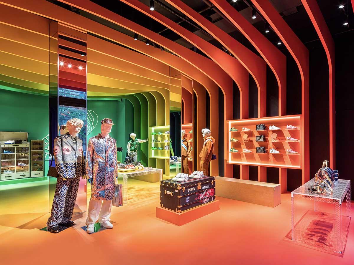 Louis Vuitton Men's Temporary Residence Soho