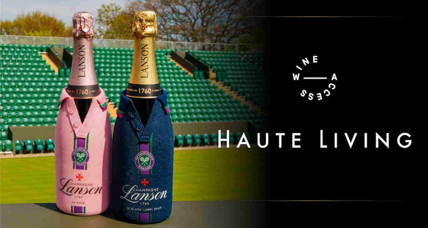 Tennis Discuss & Tasting With Wimbledon's Official Champagne, Lanson