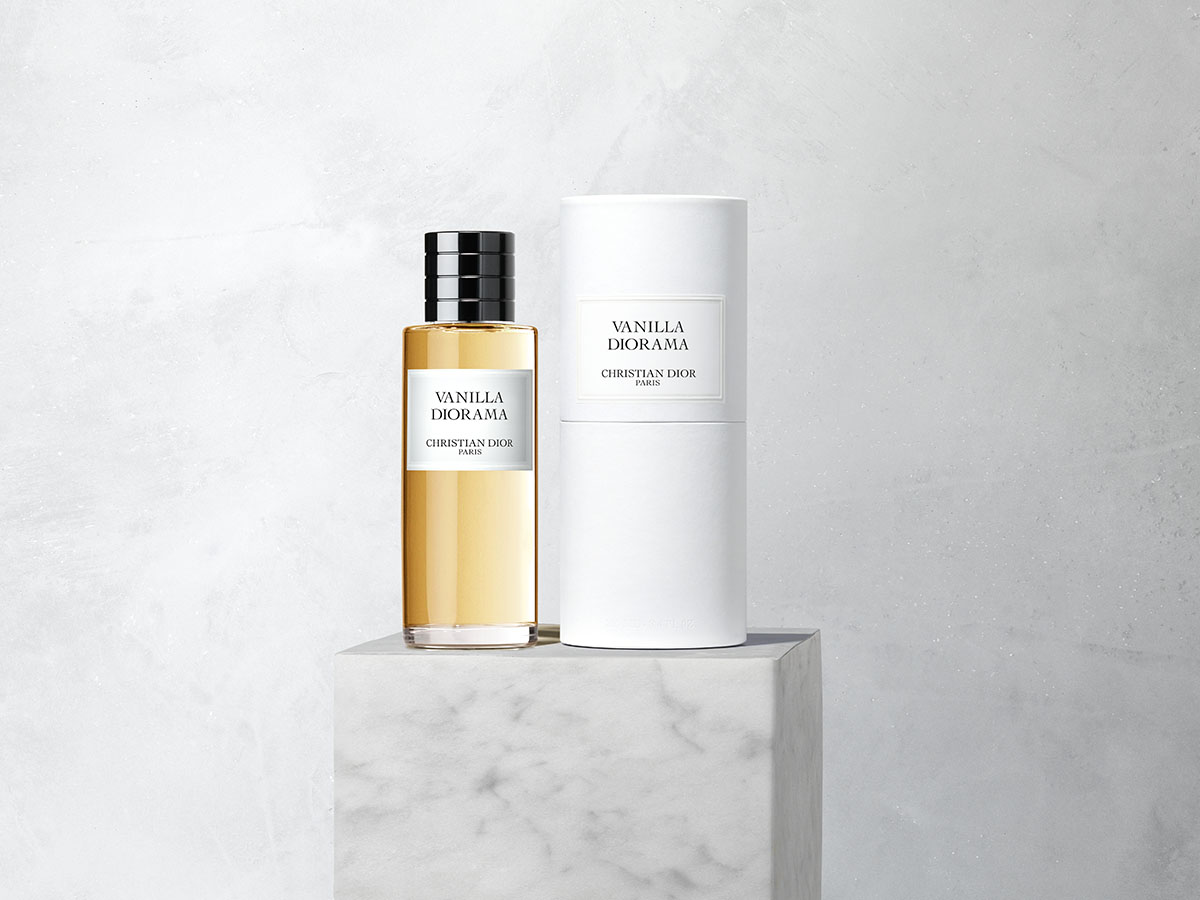 Vanilla Diorama