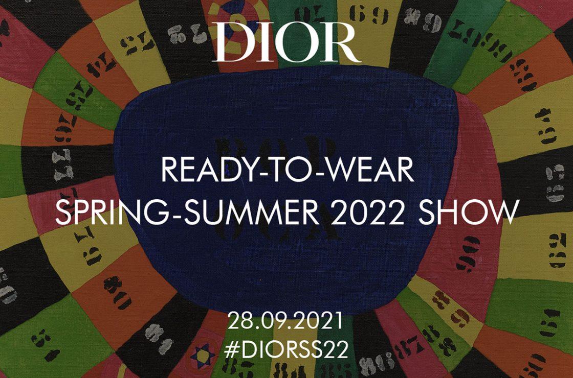 Dior Spring/Summer 2022 Show