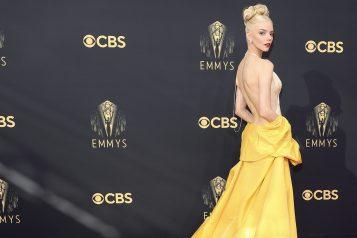 Emmys Fashion