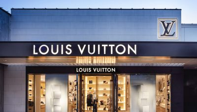 Louis Vuitton's Newly Renovated Store in Chicago