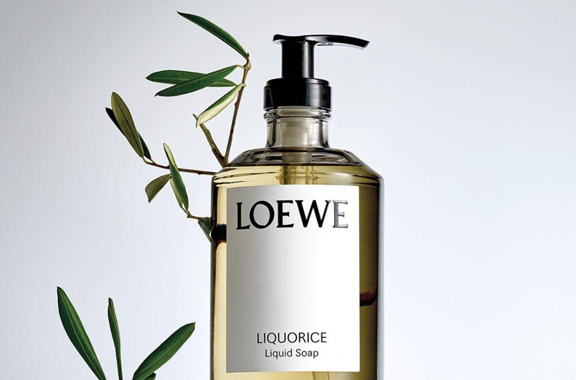 Loewe Luxury Soap