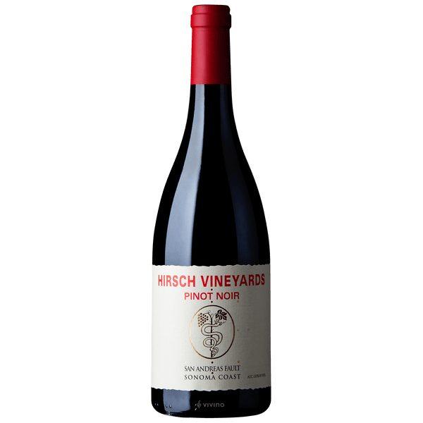 2017 Hirsch Vineyards Estate Pinot Noir Reserve Sonoma Coast 750 ml