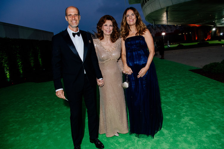 Academy Museum of Motion Pictures, Opening Gala