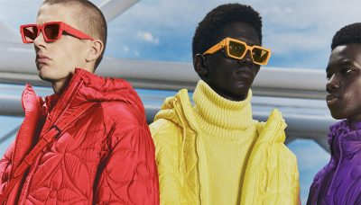 """Louis Vuitton's New """"A Piece Of The Rainbow"""" Collection By Virgil Abloh"""