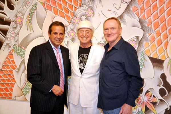 Manny Diaz, Tony Goldman, John Timoney