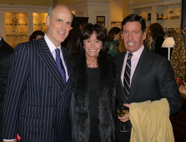 Michael Scully, Wendy Carduner, Chris Meigher