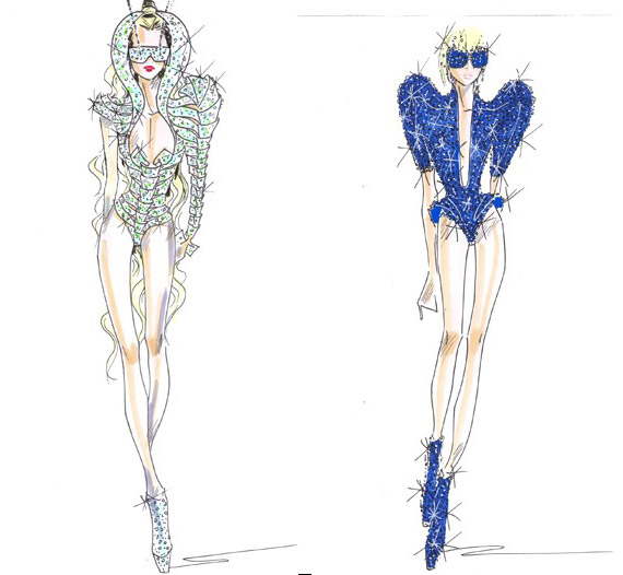lady-gaga-armani-sketches