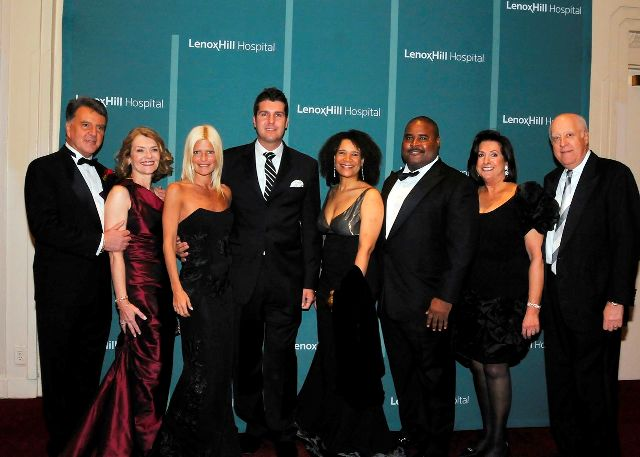 Lenox Hill Hospital's Autumn Ball Raises $2 2 million - Haute Living
